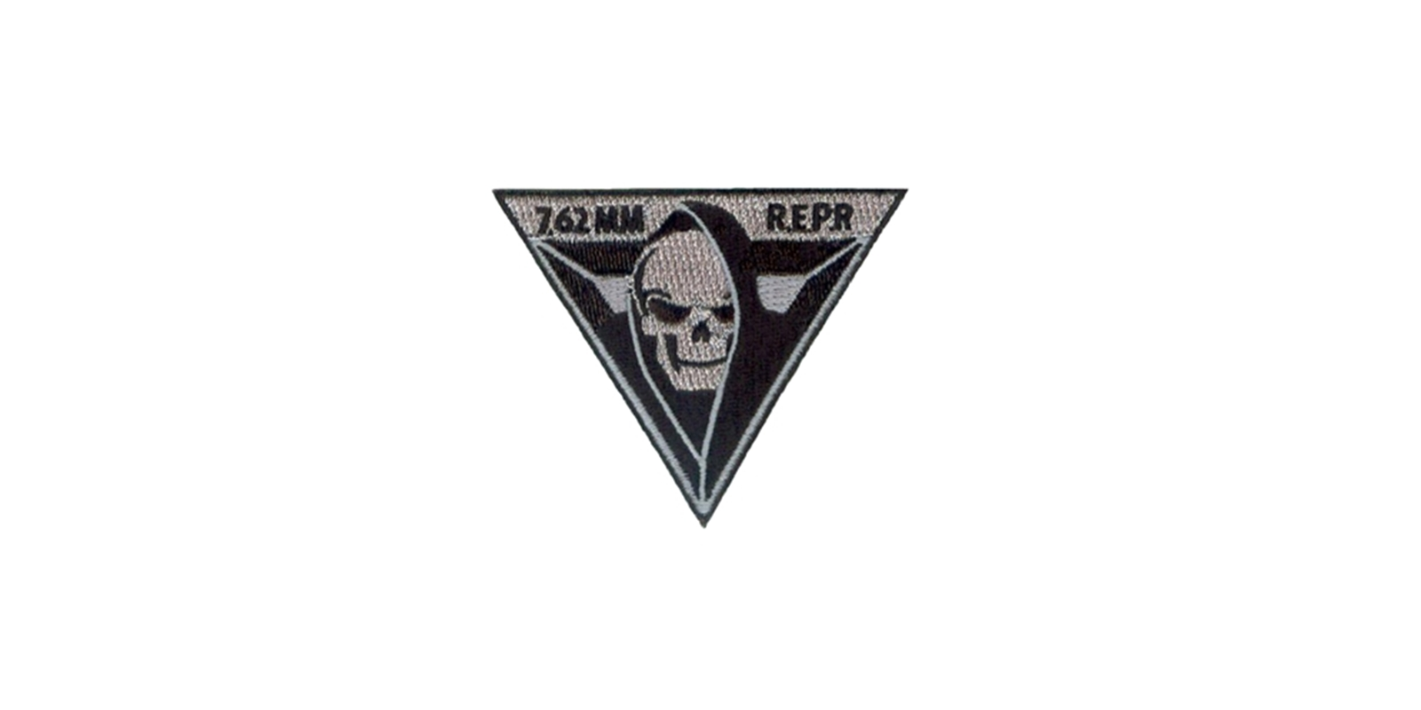 REPR 7.62 Logo Patch  Iron On