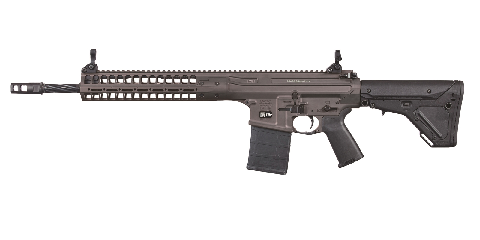 CSASS Tactical Gray - TALO Exclusive