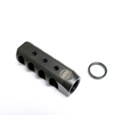 Ultra-Brake 4-Port Muzzle Brake