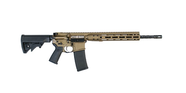 IC DI Burnt Bronze 5.56 M-LOK - RSR Exclusive